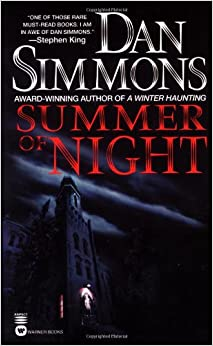 summer of night aspect fantasy dan simmons 9780446362665 books. Black Bedroom Furniture Sets. Home Design Ideas