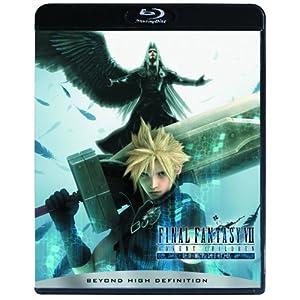 FINAL FANTASY VII ADVENT CHILDREN COMPLETE 【通常版】 [Blu-ray]