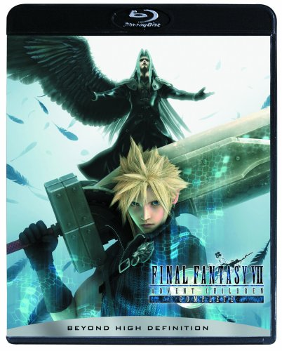FINAL FANTASY VII ADVENT CHILDREN COMPLETE ���̾��ǡ� [Blu-ray]
