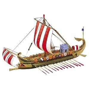 Amazon.com: Academy B.C. 50 Roman Warship: Toys & Games