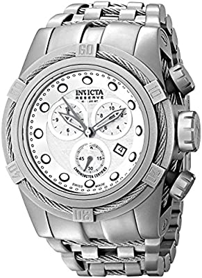 Invicta Men's 12727 Bolt Titanium Watch with Link Bracelet