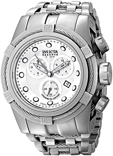 Invicta-Mens-12727-Bolt-Titanium-Watch-with-Link-Bracelet