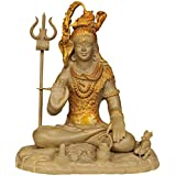 Exotic India Gangadhara Shiva - Brass Statue