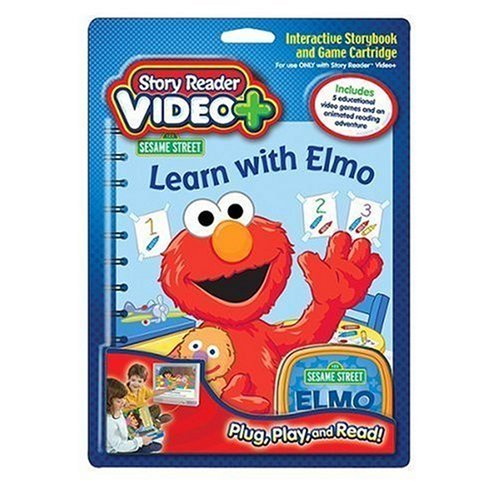 Publication International Story Reader Elmo Video