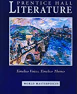 Prentice Hall Literature: World Masterpieces (Prentice Hall Literature)