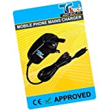 TK9K[TM] - MOBILE PHONE MAINS HOUSE BATTERY CHARGER FOR MOTOROLA ONLY FOR V635 UK Spec 3 Pin Charger for NI-MH, LI-ION & LI-POL Batteries. - Rapid charge. - 12 Months Warranty - CE approved - Lightweight - Multi input voltage capability (240v, 50/60Hz) -