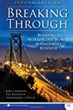 img - for Breaking Through, Second Edition: Building a World-Class Wealth Management Business book / textbook / text book