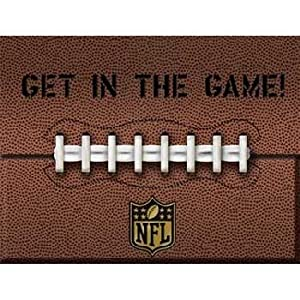 Click to buy NFL Party Zone Invitationfrom Amazon!
