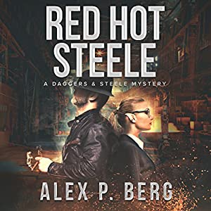 Red Hot Steele Hörbuch