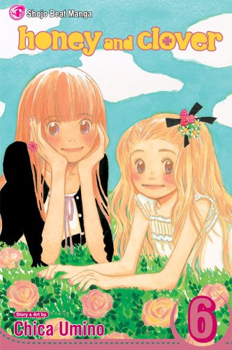 HCI: Honey and Clover, Manga Vol. 6