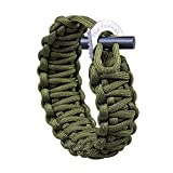best paracord bracelet - The Friendly Swede Adjustable Premium Paracord Bracelet