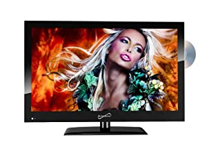 Supersonic SC-1912 19-Inch 60Hz LED-Lit TV