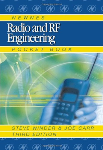Newnes Radio And Rf Engineering Pocket Book, Third Edition (Newnes Pocket Books)