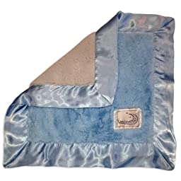 Lullaby Nights \'Ultra Combo\' Blanky Blue/Silver
