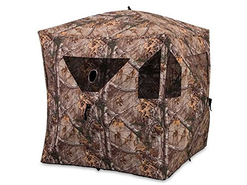 AMERISTEP BRICKHOUSE GROUND BLIND STYLE POP UP HUNTING TENT (Ground Blind Replacement Parts compare prices)