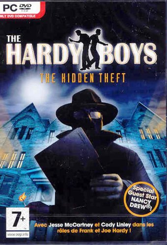 Hardy Boys - The Hidden Theft (vf - French game-play)