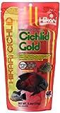 Hikari 8.8-Ounce Cichlid Gold Floating Pellets for Pets, Large