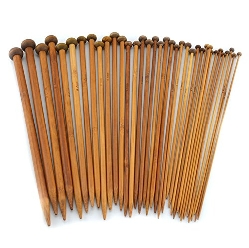 celine-lin-18-sizes32pcs-10inch25cmcarbonized-bamboo-single-point-knitting-needles