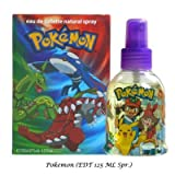 Pokemon (100Ml) 3.4 oz. Eau De Toilette Spray Boy by Disney.
