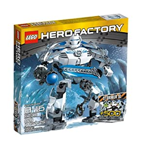 LEGO Hero Factory 6230: Stomer XL