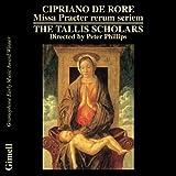 Cyprien de Rore - Josquin des Prés : Missa Praeter rerum seriem