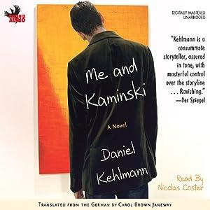 Me and Kaminski Audiobook