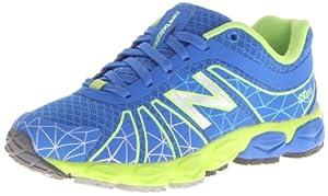 New Balance KJ890 Pre Lace-Up Running Shoe (Little Kid),Blue/Green,12 M US Little Kid