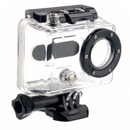 Ersatzteil Wasserdichte HD Gehäuse Case für GoPro HD HERO und HD HERO2 Kamera