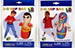 3D BOP BAG Wrestler or Pirate Inflata...