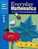 img - for Everyday Mathematics: Student Math Journal Vol. 1, Grade 2 (EM Staff Development) book / textbook / text book