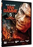 JCVD 5PK: Hard Corps, Knock Off, Maximum Risk, Universal Soldier Return, Second in Command
