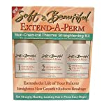 Soft & Beautiful Extend a Perm Nonchemical Thermal Straightening Kit