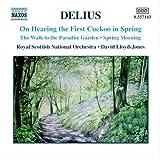 ディーリアス:春初めてのカッコウを聞いて