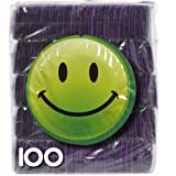EXS Smileyface dotted - 100 condoms bulk pack
