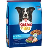 Kibbles 'n Bits Original Savory Beef & Chicken Flavors Dry Dog Food, 35-Pound