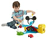 Fisher-Price - Disney Mickey Mouse Clubhouse - Zip, Slide and Zoom Clubhouse