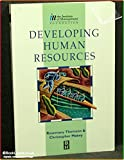 img - for Developing Human Resources book / textbook / text book