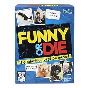 Funny or Die Game