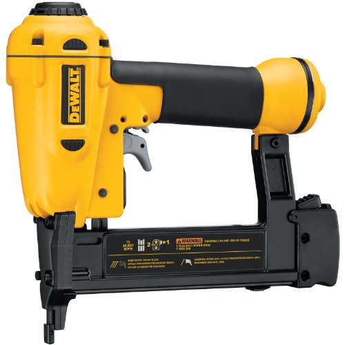 Buy DEWALT D51422K 1-1/2-Inch X 1/4-Inch 18 Gauge Narrow Crown Stapler
