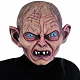 Scary Gollum Mask Picture