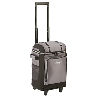 Coleman 42-Can Wheeled Soft Cooler Via Amazon