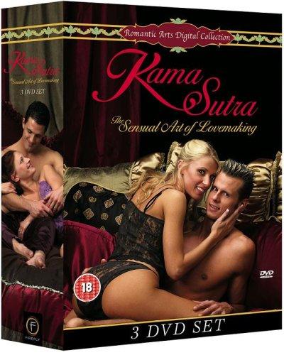 Kama Sutra - The Sensual Art Of Lovemaking - 3 Disc Box Set [DVD]