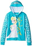 FREEZE Big Girls' Frozen Elsa Hoodie