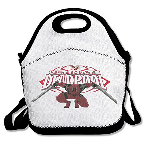 Ultimate Spider-Man 216 Ultimate Deadpool Reusable Waterproof Lunch-boxes