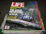 img - for Life Magazine (The Great Outdoors , Donna Rice , Zubin Mehta , Kim Basinger, July 1987) book / textbook / text book