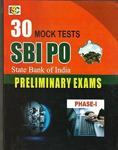 SBI PO Phase 1: Preliminary Examination Image