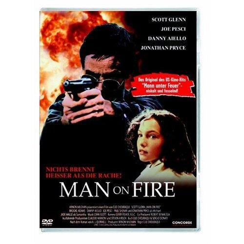 Bala Blindada / Man on Fire ( Absinthe ) ( Un Uomo sotto tiro ) [ Origen Alemán, Ningun Idioma Espanol ]