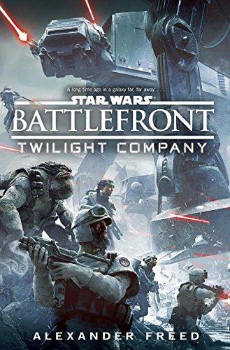 Battlefront: Twilight Company (Star Wars) from LucasBooks