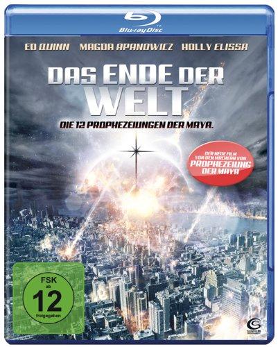 Das Ende der Welt - Die 12 Prophezeiungen der Maya (12 Disasters of Christmas) [Blu-ray]