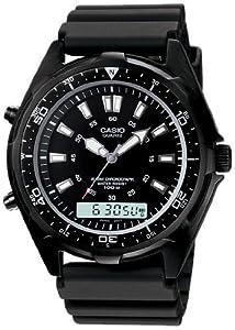 Casio Amw320b 1a Men S Black Watch